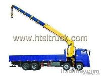 XCMG 2-16T Truck Mounted Crane