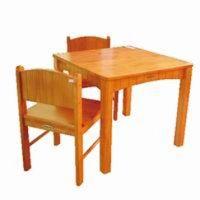 children table & chair