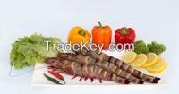 Best Quality Sea Black Tiger & Flower Tiger Shrimp