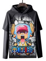Unisex Casual 3D Printed T-Shirt Comic Hoodies