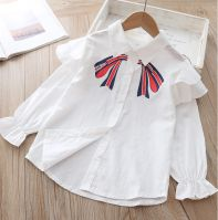 Girls' short-sleeve shirts and tops