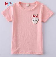 Baby Cotton T-shirts Kids Tees