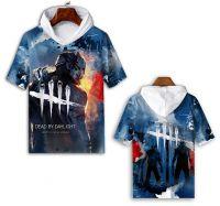 Unisex Casual 3D Printed T-Shirt Short sleeve Hoodies