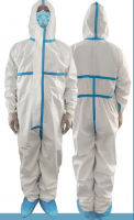 Medical disposable protective coveralls suits