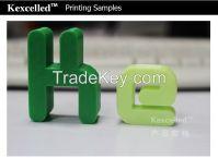 Kexcelled 3.0mm peak green PLA 3D Printer Filament - 1kg Spool (2.2 lbs) - Dimensional Accuracy +/- 0.05mm