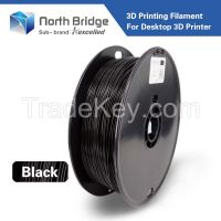 Kexcelled 1.75mm wooden PLA 3D Printer Filament - 1kg Spool (2.2 lbs) - Dimensional Accuracy +/- 0.05mm