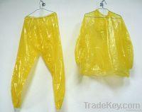 raincoat and rain pant