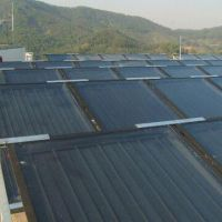Solar Collector with 0.6MPa Working Pressure and 25 Years Lifespan