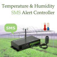 Multipoint Temperature GSM Data Logging
