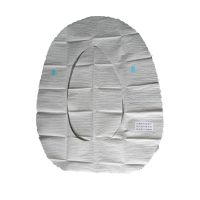 2-3 Layers Toilet Seat Covers Waterproof Custom Package 5-6 Packs