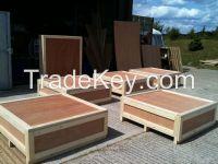 Custom/Bespoke Crates, Packing & Shipping