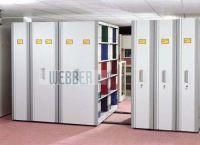 Sell metal movable shelving