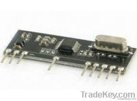315/433/868/915MHz ASK RF Receiver Module