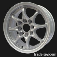 fiberglass  alloy wheel