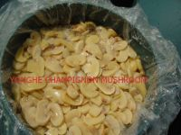 Sliced Champignon Mushroom