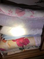 Lot of used Japanese BLANKET & DUVET