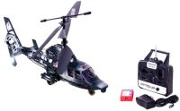 Wolf Gunship Electric 3CH RTF RC Helicopter (FREE SHIPPING USA)