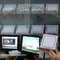 PC Station, office station support 3D game