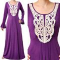 Muslim Islamic Trendy Apparel Dresses