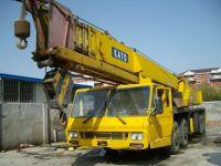 truck crane, original crane, kato crane, 40t crane