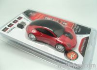 2.4G Wireless Mini Mouse Car Designed