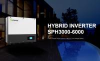 solar inverter, 3KW hybrid solar inverter,