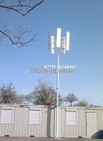 small Vertical axis wind turbine 1kw