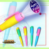 projection gift pen