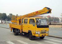 DFM 14m aerial platform truck