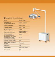 Operating Lamp (KL500-III)