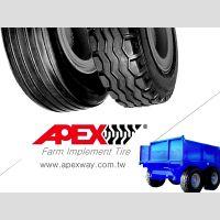 Farm Implement Trailer Tire