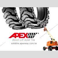 Boom Lift Solid Tire