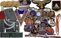 Badges, Club Badges, Patches, Wings, Crests, Emblems, Insignia, Clan B