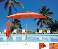 Deluxe wooden umbrella dia2.5M,outdoor umbrella
