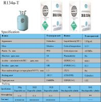 Refrigerant R134a and R134a-T