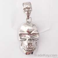 High Quality Skull Pendant In Stainless Steel
