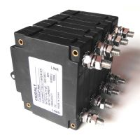 4 Pole equipment hydraulic magnetic circuit breaker