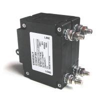 2 Pole equipment hydraulic magnetic circuit breaker mcb