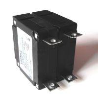 2 pole hydraulic magnetic mini circuit breaker