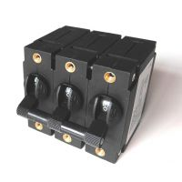 4 pole machine use hydraulic magnetic circuit breaker