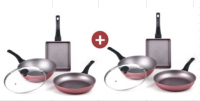 non-stick daily frying pan set