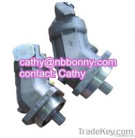 Rexroth A2FM series hydraulic motor