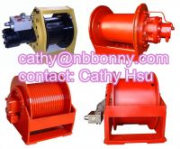 hydraulic winch for crane, drilling rig