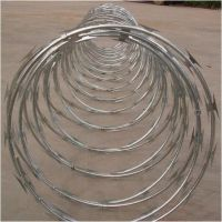 Razor Fence Concertina Razor Barbed Wire Fence