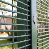 358 Security fencing