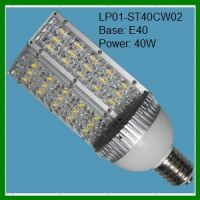 E40 LED street light
