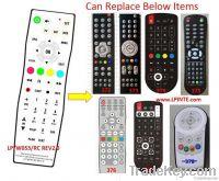 waterproof universal programmable remote control