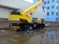 used truck crane TADANO GT650E (full hydraulic crane)