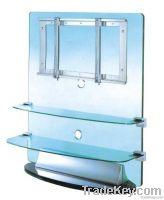 Modern Glass TV Stand
