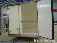 FRP truck body